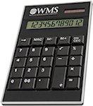 Class Black Calculators